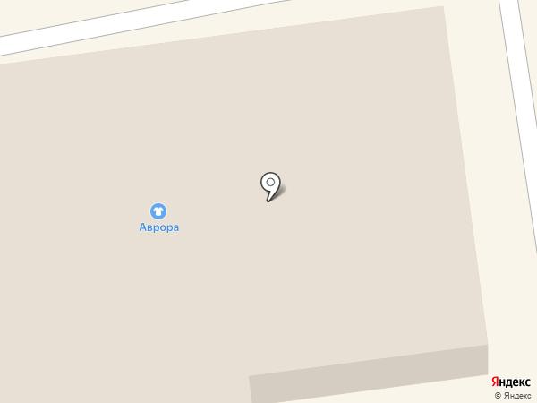 ХозБытТорг на карте Тамбова