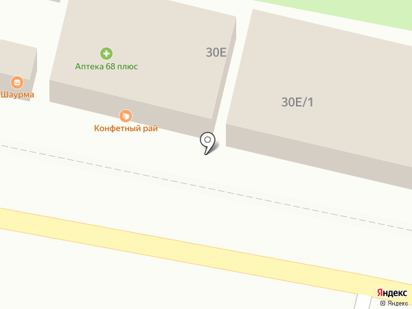 Конфетный рай на карте Строителя