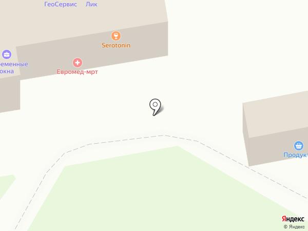 Мастер Стайл на карте Тамбова