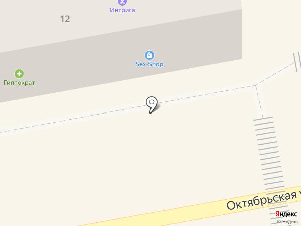 Интрига на карте Тамбова