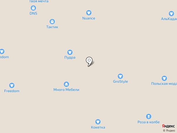 Veronika на карте Тамбова