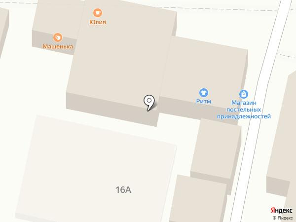 Тамбовский бройлер на карте Строителя