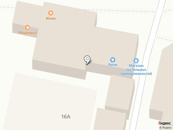 Магазин колбасных изделий на карте Строителя