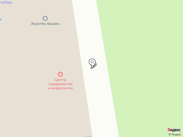 Лига на карте Тамбова