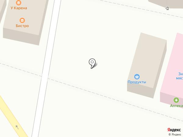 Крошка картошка на карте Строителя