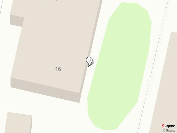 Юлия на карте Строителя