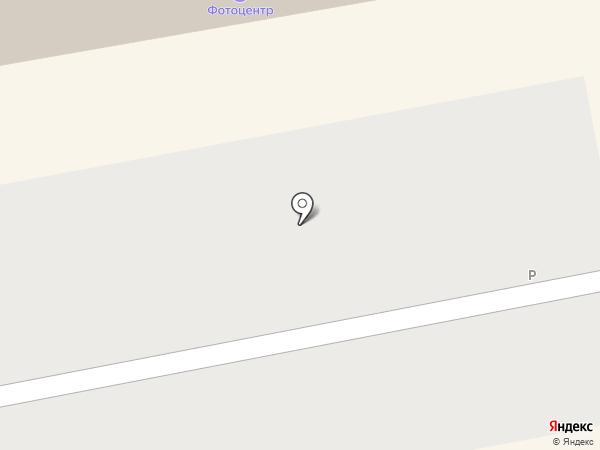 Натали на карте Тамбова