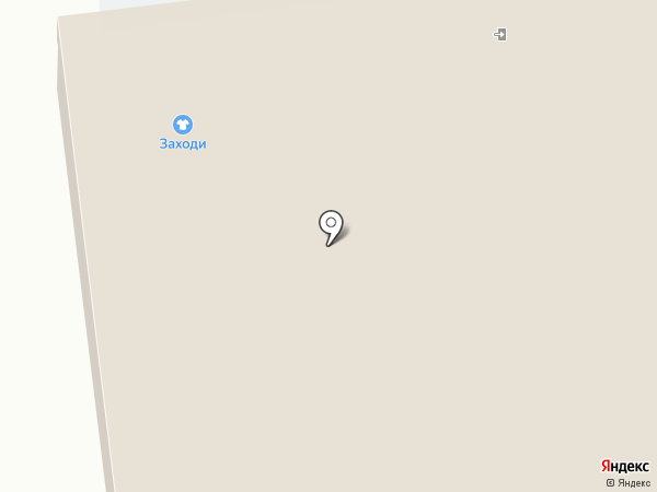 Заходит на карте Тамбова