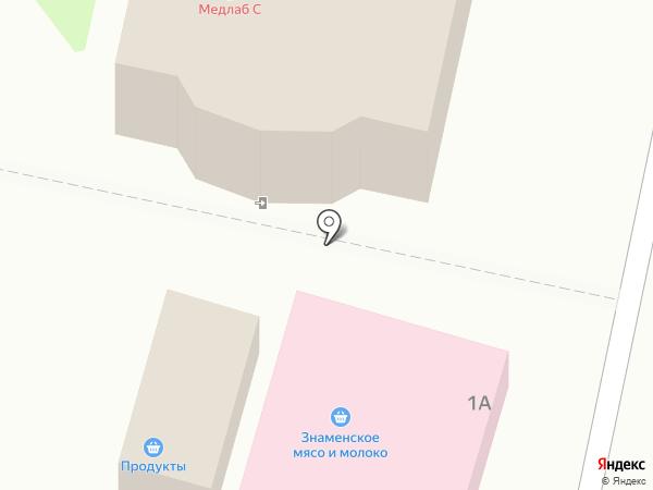 Либерти на карте Строителя