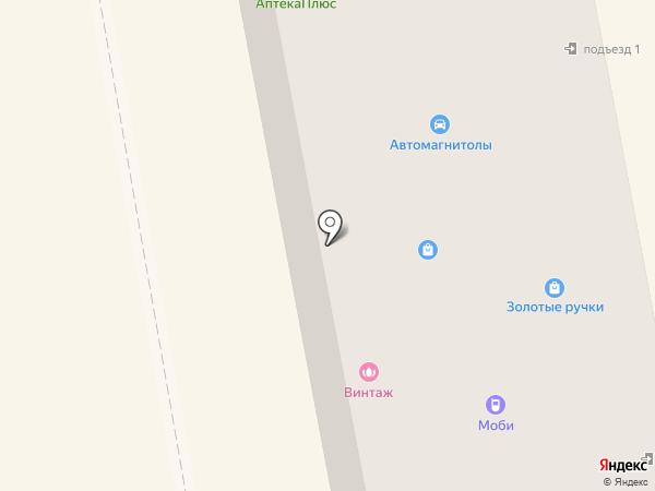 Медтехника+ортопедия на карте Тамбова