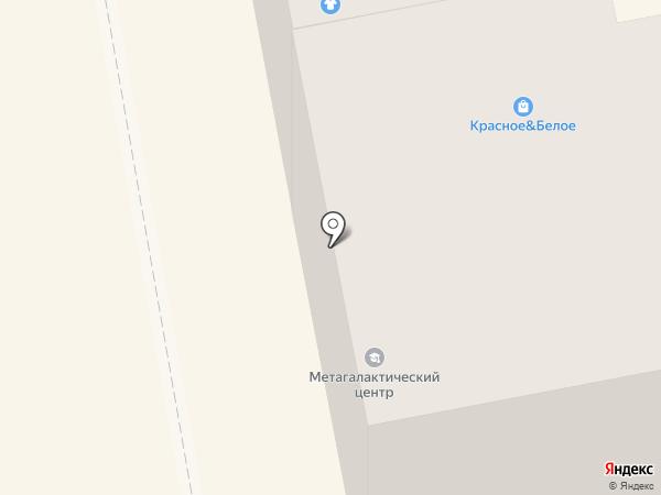 Магазин автотоваров на карте Тамбова