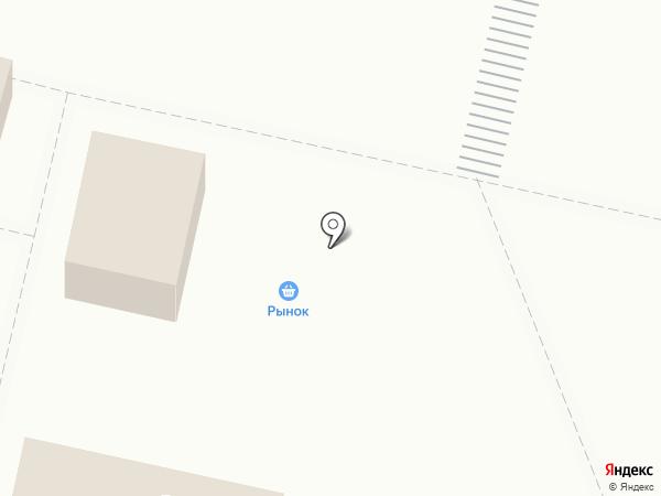 Мичурино на карте Строителя
