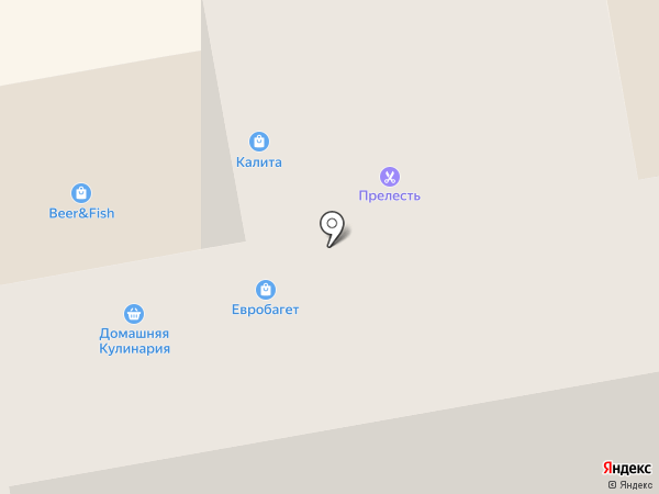 Очки для Вас на карте Тамбова