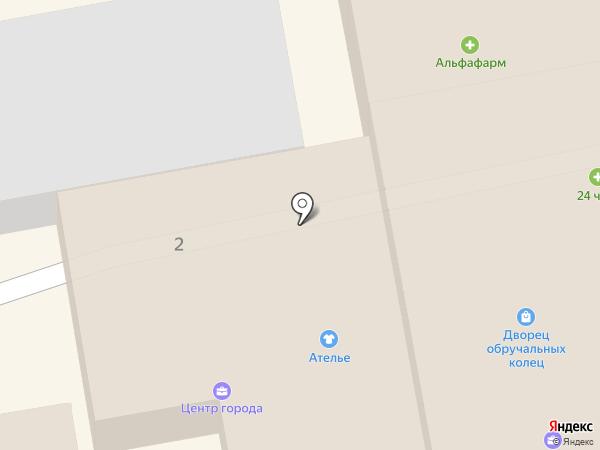 Екатерина на карте Тамбова