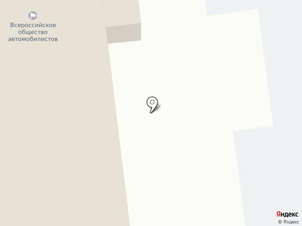 ПальмиРА на карте Тамбова