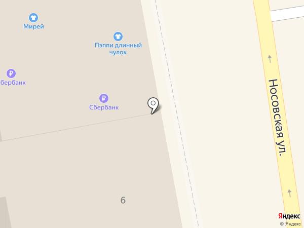 Ювелирная мастерская на карте Тамбова