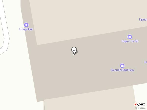 Smoke ART на карте Тамбова