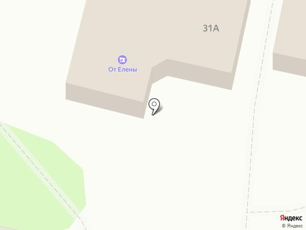 От Елены на карте Строителя