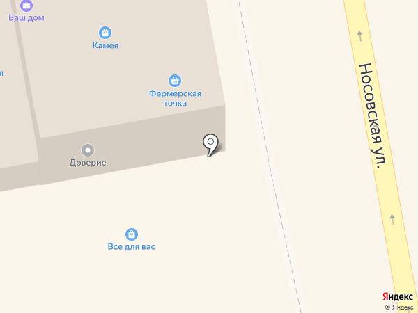 ТианДе на карте Тамбова