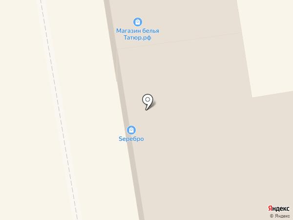 УПТК Промстрой на карте Тамбова