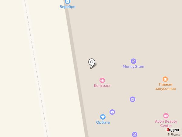 ИмиджМастер на карте Тамбова