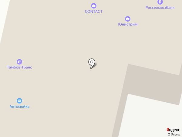 Швейная мастерская на карте Строителя