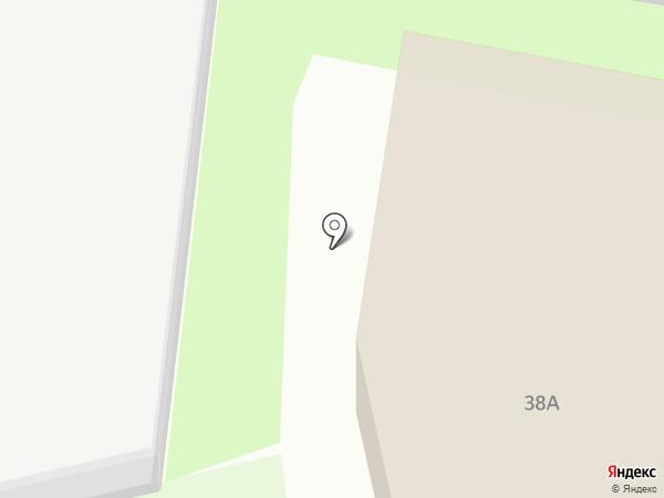 Известняк на карте Бокино