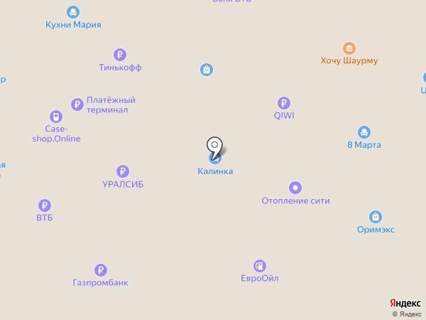 Хобби на карте Тамбова
