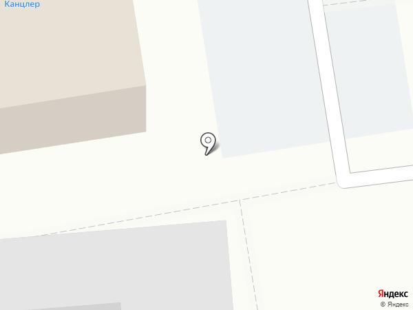 Вершина на карте Тамбова