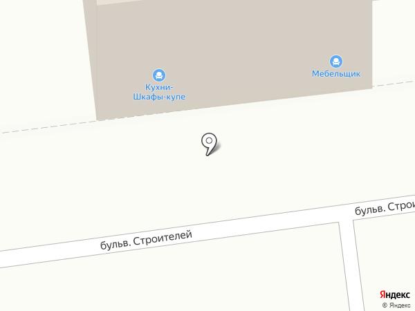 Эстет68 на карте Тамбова