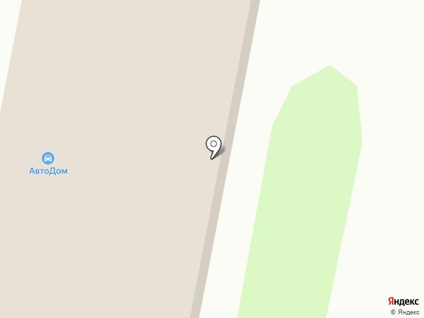 АвтоАльянсСити на карте Строителя
