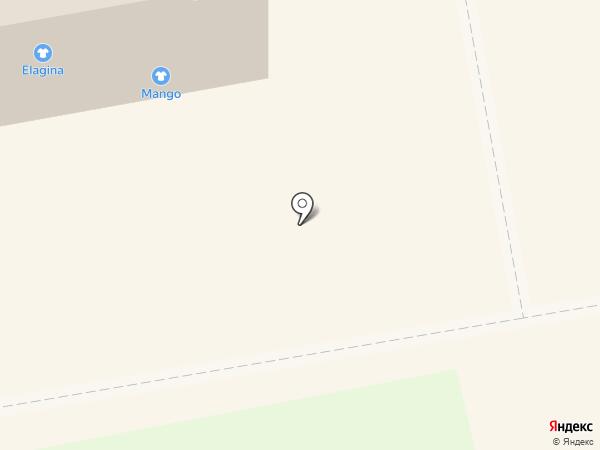 Mango на карте Тамбова