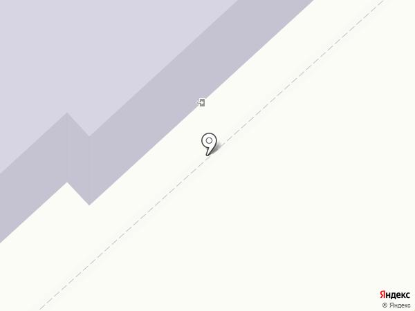 Кооперативный техникум Тамбовского облпотребсоюза на карте Тамбова