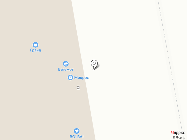 Вита на карте Тамбова