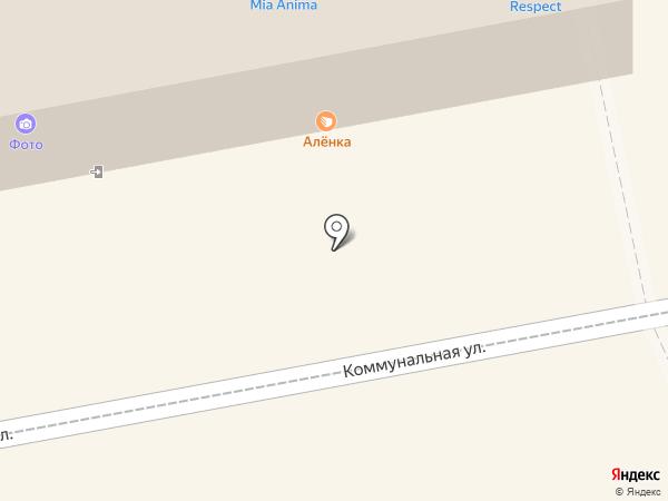 Магазин джинсовой одежды на карте Тамбова