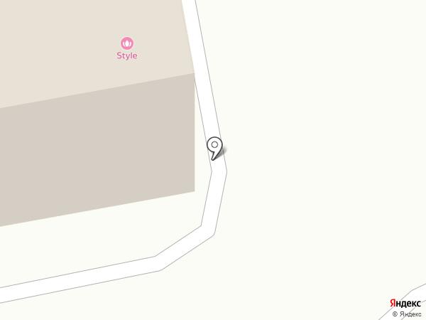 Агротех-Гарант Тамбов на карте Тамбова