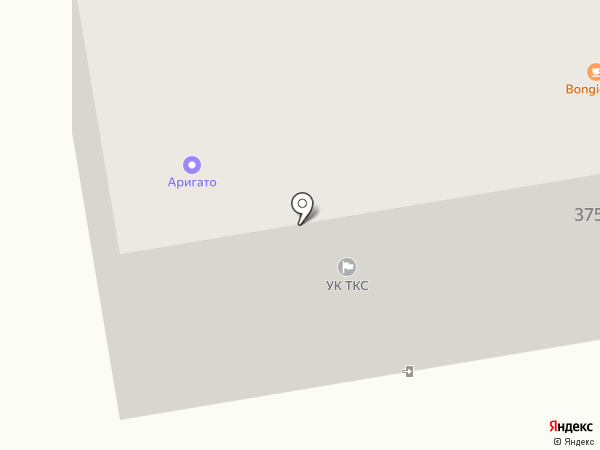 Bongjorno на карте Тамбова