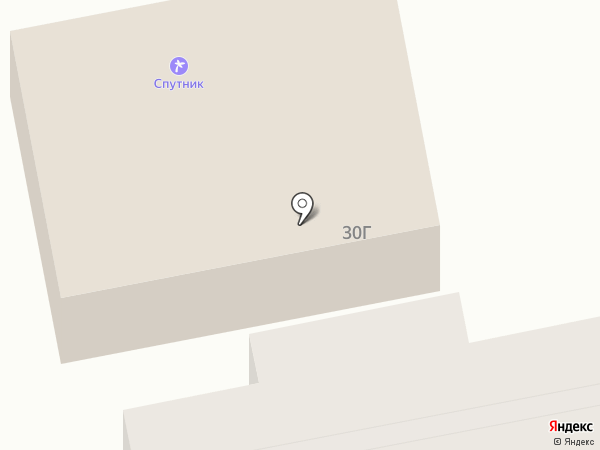 Спутник-Тамбов на карте Тамбова