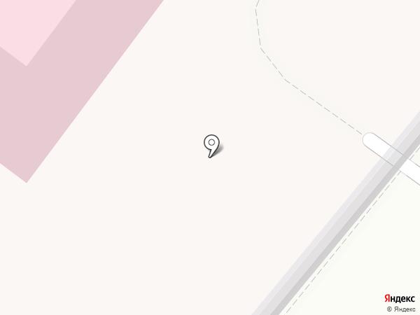 Городская клиническая больница им. Архиепископа Луки на карте Тамбова