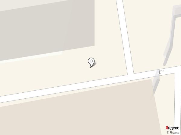 Профпроект на карте Тамбова