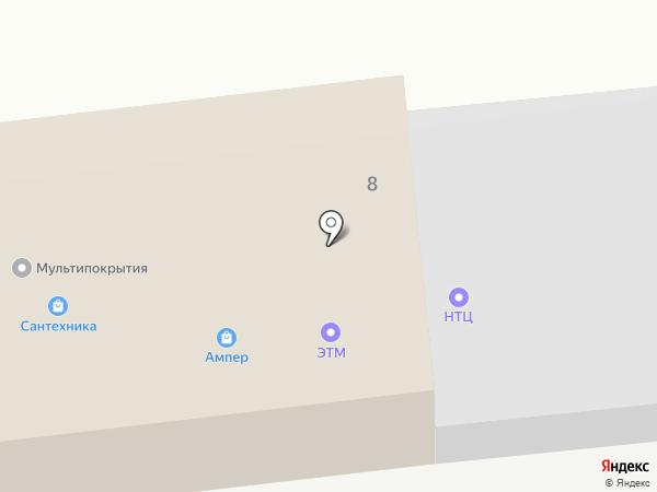 Стройинвест на карте Тамбова