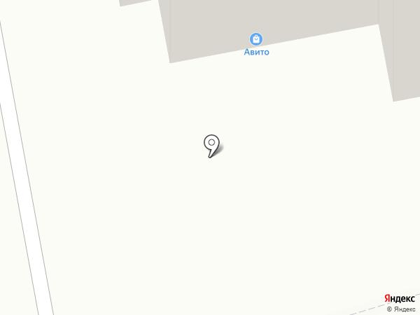 Лилия на карте Тамбова
