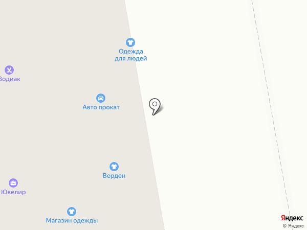 Бодрая Панда на карте Тамбова