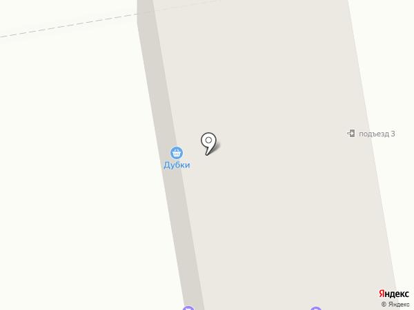 Связной на карте Тамбова
