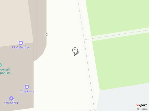 Сбербанк Лизинг на карте Тамбова