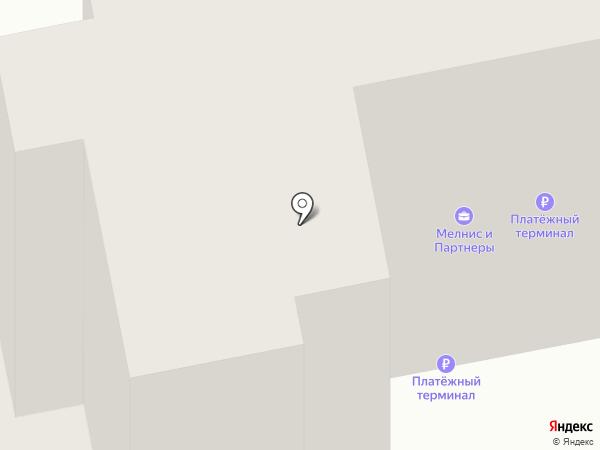 Комдив на карте Тамбова