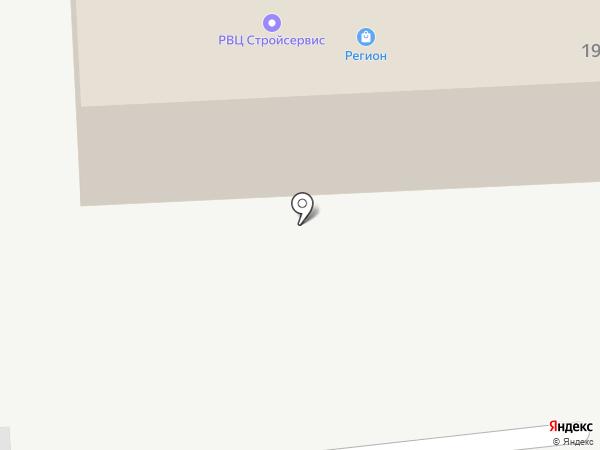 Защита на карте Тамбова