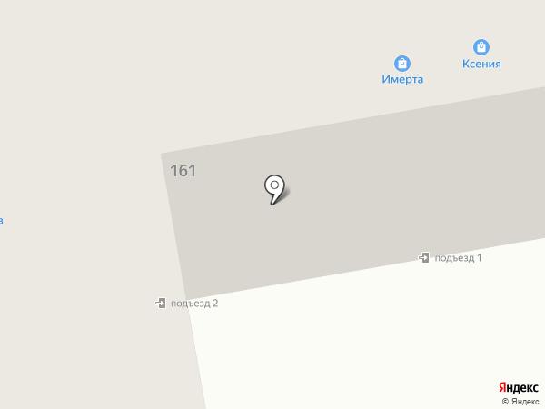 КБ Анелик ру на карте Тамбова