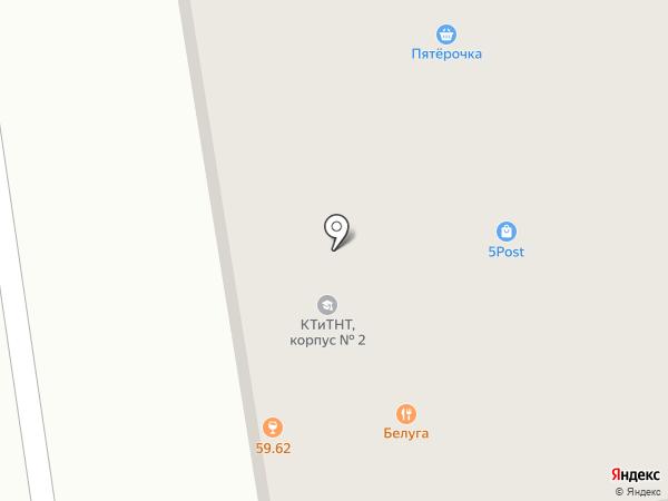 Счастье на карте Тамбова