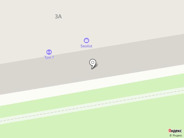 SB на карте Тамбова